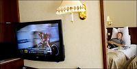 Her ser Thor Hushovd på Tour de France på TV