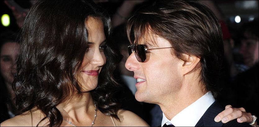 HARDE KRAV: Katie Holmes (33) skal ha vært bastant på hva hun ønsket ut av Cruise under skilsmisseoppgjøret. Foto: wenn.com