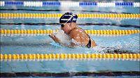 Nordenstam skal svømme 50 000 meter før OL