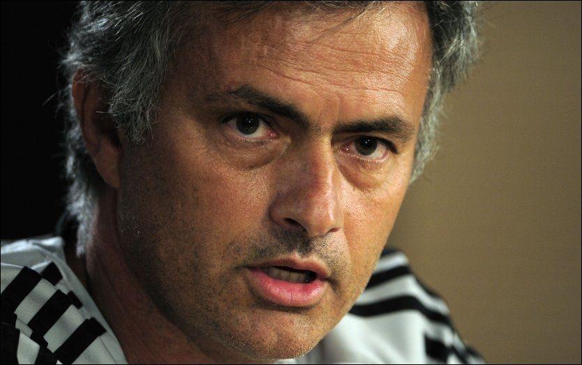 KOM MED UTTALELSE: En uttalelse fra tidligere Chelsea-trener Jose Mourinho ble lest opp til forsvar for Terry på rettssakens tredje dag. Foto: Afp/ Dani Pozo