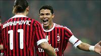 Zlatan og Thiago Silva går til Paris Saint-Germain