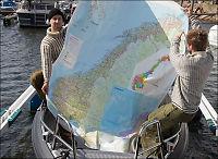 Espen (29) og Andreas (28) reiser 3000 km i 16 fots båt
