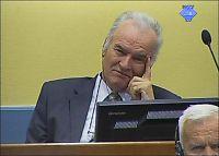 Ratko Mladic brakt til sykehus