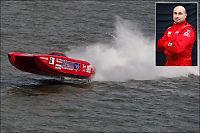 Kurt Åge Olsen i koma etter båtrace