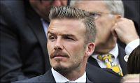 Skuffet Beckham vil ikke tenne OL-ilden