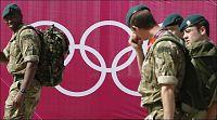 En femtedel av det britiske forsvaret skal vokte OL