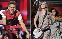 Taylor Swift og Justin Bieber er verdens best betalte stjerner under 30