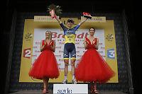 Dansk Tour-rytter syklet for avdød far