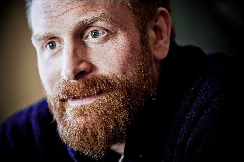 I «GAME OF THRONES»: Kristofer Hivju (33) blir nå å se på skjermen i den amerikanske suksess-serien «Game of Thrones». Foto: Øyvind Nordahl Næss/VG