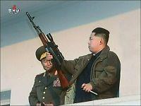Nord-Koreas Kim Jong-un tar jerngrep
