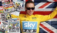 Utropes til tidenes britiske utøver etter Tour-triumfen