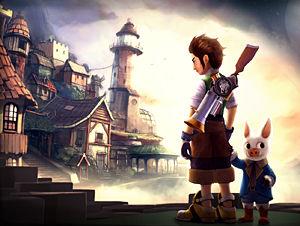 NORSK FINAL FANTASY: «Final Fantasy»-spillene nevnes som den største inspirasjonen bak det kommende spillet til Snowcastle Interactive, som har den foreløpige tittelen «Project FoM». Foto: SNOWCASTLE