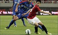 Kagawa sikret United-seier i Shanghai