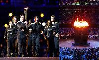 Syv britiske talenter stjal showet og tente OL-ilden