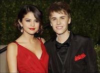 Justin Bieber skriver låt til kjærestens nye album