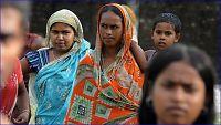 Delstatsleder: 390. 000 indere på flukt
