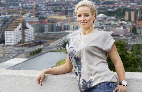 - GOD NOK KVALITET: Artist Hanne Sørvaag (32) mener at de dårlige listeplasseringene ikke skyldes at de norske artistene leverer for dårlig kvalitet. Foto: Frode Hansen / VG