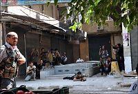 Aktivister: Regimet har startet motoffensiv i Aleppo