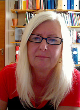 SOSIOLOG: Eva Olsson ved Karlstads Universitet. Foto: Privat