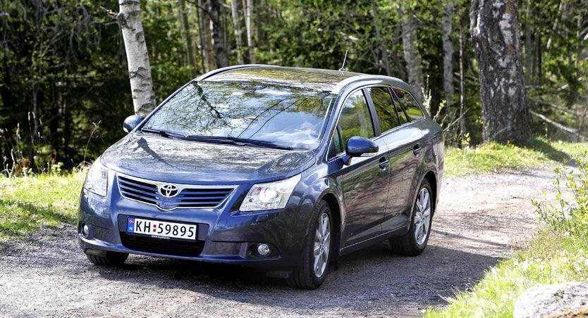 TUSENVIS I NORGE: Over 20.000 Toyotaer av ulike modeller kan måtte kalles inn for ekstra kontroll i Norge. Foto: Jan Petter Lynau