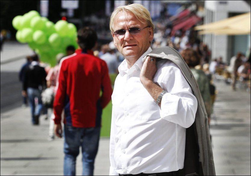 HAR VUNNET OG TAPT FØR: Valgkampleder Øivind T. Hansen har drevet valgkamp i LO siden 1986. Foto: Nils Bjåland, VG