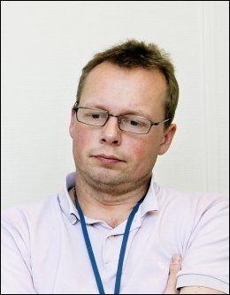 SENIORRÅDGIVER: Anders Flekke i Toll- og avgiftsdirektoratet. Foto: LINE MØLLER/VG
