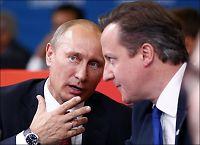 - Putin bruker Syria for å markere seg