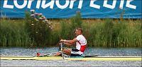 Olaf Tufte treer i B-finalen - 9. plass i OL
