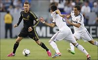 Real Madrid knuste Beckhams LA Galaxy