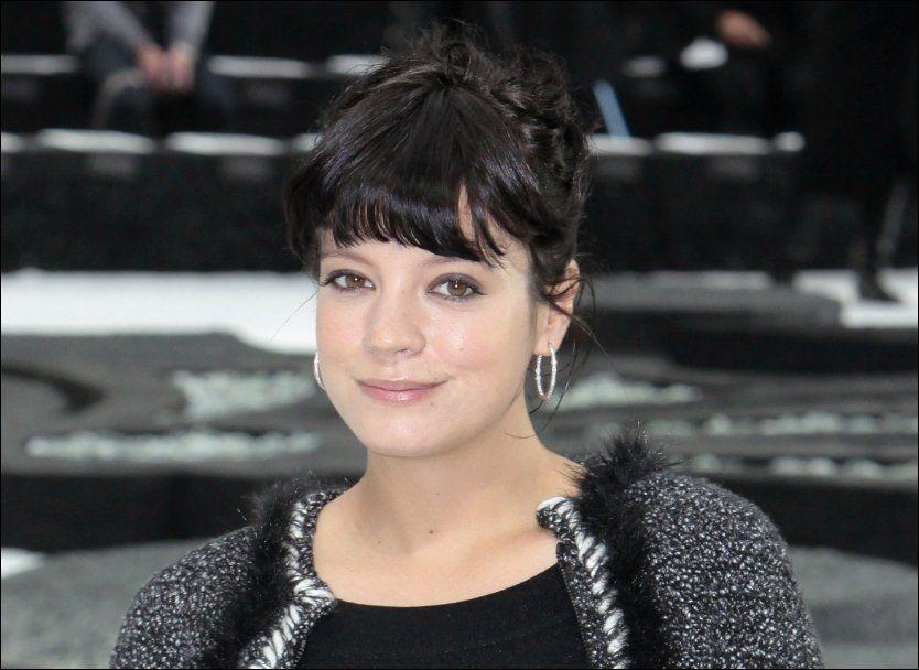 BYTTER NAVN: Lily Allen bytter artistnavn til Lily Rose Cooper etter at hun giftet seg med ektemannen, Sam Cooper. Foto: Ap
