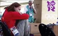 OL-drømmen endte i tårer for Westerheim