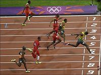 Supermannen Bolt forsvarte OL-gullet på 100 meter