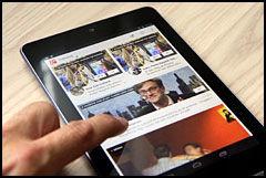 Google Plus-appen har et veldig tiltalende brukergrensesnitt, og vi håper flere etter hvert vil oppdage at dette er et utmerket alternativ til Facebook. (Foto: Kurt Lekanger, Amobil.no)