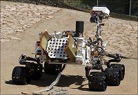 Nysgjerrigper klar for landing på Mars