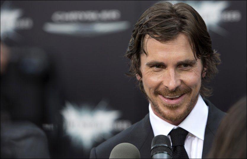 I FORHANDLINGER: Christian Bale skal være i startfasen i forhandlingene rundt en eventuell rolle som skurk i filmen «Creed of Violence». Foto: Reuters