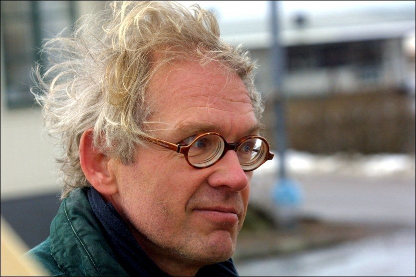 STØTTER DE IKKE: Lars Vilks sier han ikke deler organisasjonens synspunkter, men at han ønsker å få et nærmere innblikk i hvordan medlemmene tenker.Foto: Lennart Romberg