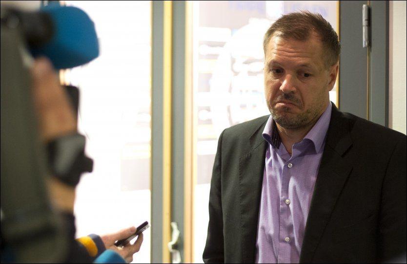 MÅTTE SPILT FEILFRITT: Kjetil Rekdal mener AaFK måtte spilt feilfritt, dersom de skulle gått videre til play off-spillet i Europa League. Foto: Svein Ove Ekornesvåg, NTB Scanpix