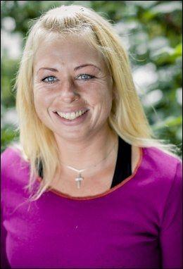 Elin Jeanette Christiansen. Foto: Krister Sørbø / VG