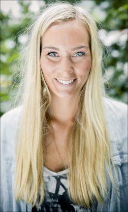 Kristina Myrseth. Foto: Krister Sørbø / VG