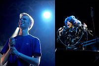 Lars Vaular måtte dempe seg for Björk