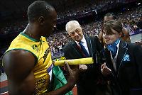 Ble først nektet - så fikk Bolt rekord-gaven