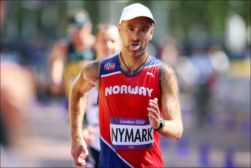 LEGGER OPP: Trond Nymark har bestemt seg for å legge opp etter dagens OL-konkurranse. Foto: Håkon Mosvold Larsen / NTB scanpix