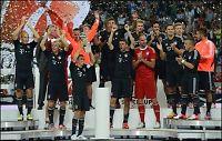 Bayern München hanket inn sesongens første trofé