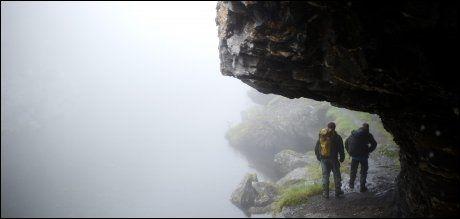 AURLANDSDALEN: Østland og Vestland møtes på denne turen. Voldsom og vakker natur er stikkordene. Foto: KRISTIAN HELGESEN.