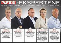 VGs ekspertpanel: - Håndteringen står til stryk