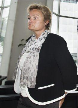 TAR KRITIKK: Rigmor Aasrud sier hun erkjenner at Grubbegata kunne ha blitt stengt tidligere dersom hun hadde gått frem på en annen måte. Foto: Espen Braata