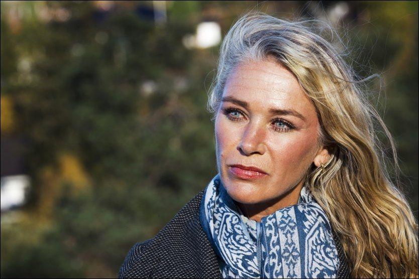 STERKT KRITISK: Trine Aamodt mener at rapporten som 22. julikommisjonen fremla er utydelig og upresis. Hun fikk ikke de svarene hun ønsket å få. FOTO: Frode Hansen.