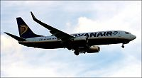 Tre Ryanair-fly måtte hastelande i Spania