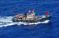 Kinesiske aktivister pågrepet på omstridt øy