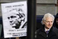 Wikileaks-talsmann til VG Nett: - Assange nekter å forlate ambassaden